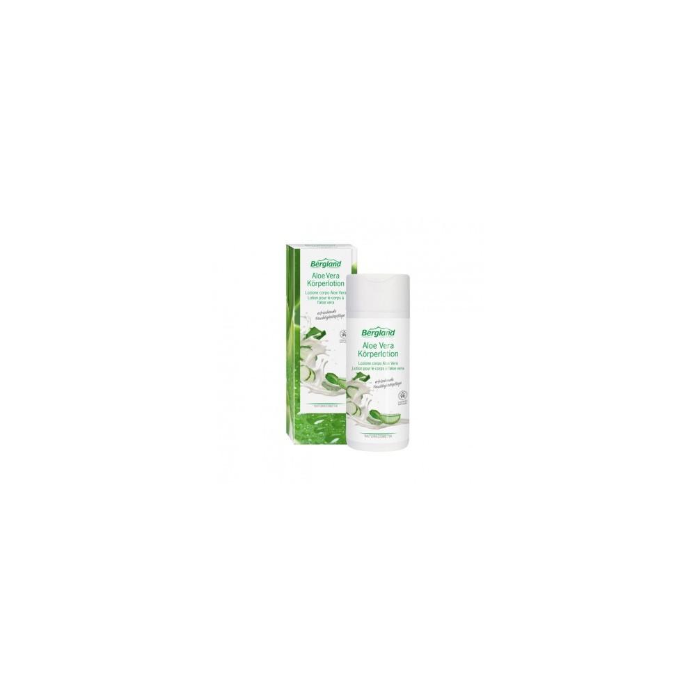 Lozione corpo Aloe Vera 150 ml Bergland