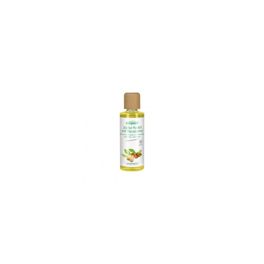 Olio di Jojoba con Macadamia 125 ml