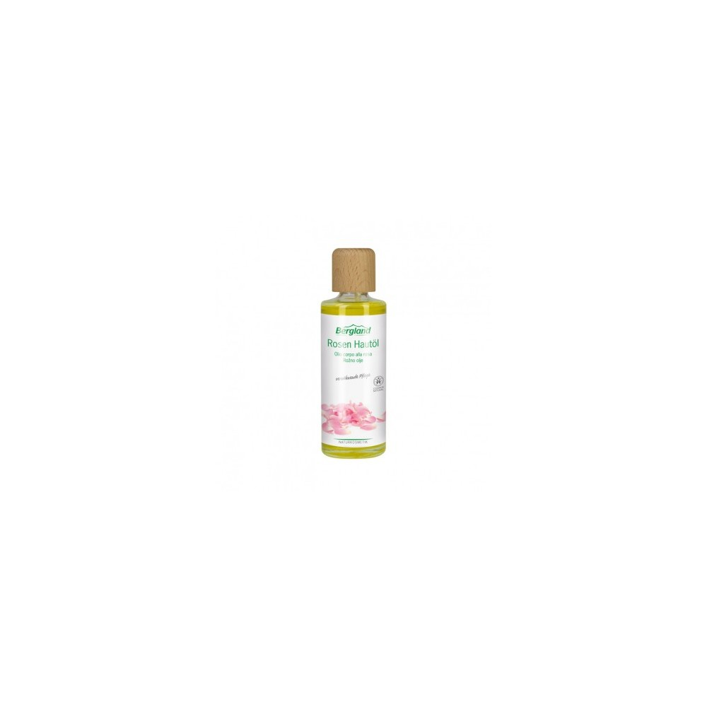 Olio alle Rose 125 ml Bergland