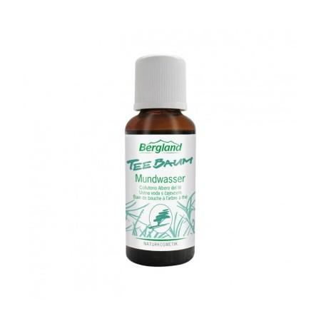 Colluttorio Tea Tree 30 ml Bergland
