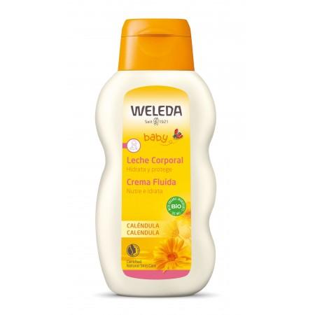 Baby Crema Fluida Calendula 200 ml Weleda