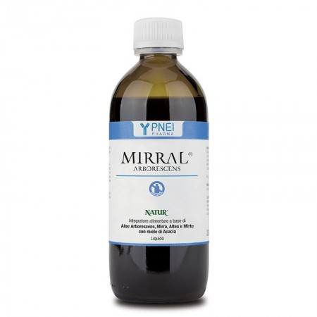 Natur Mirral Arborescens da 500 ml Integratore alimentare