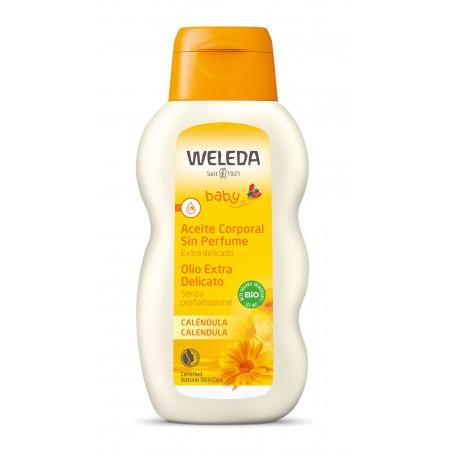 Baby Olio Extra Delicato Calendula 200 ml Weleda
