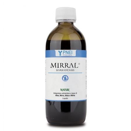 Natur Mirral Barbadensis da 500 ml Integratore alimentare