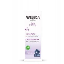 Baby Derma Crema Protettiva Malva Bianca 50 ml Weleda