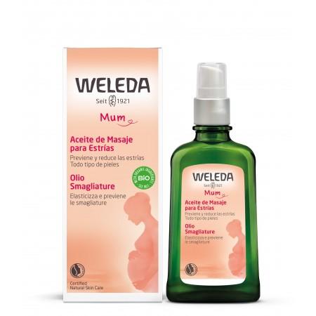 Olio trattamento Smagliature 100 ml Weleda