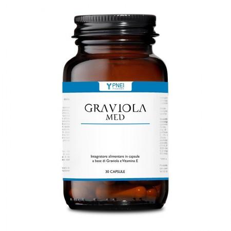 Natur Graviola Med 30 capsule vegetali Integratore alimentare