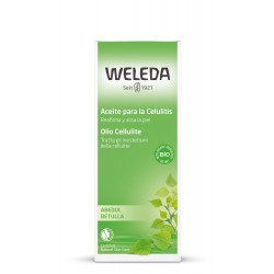 Olio Cellulite Betulla 100 ml Weleda