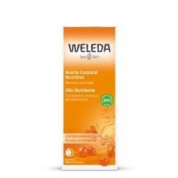 Olio Nutriente Olivello Spinoso 100 ml Weleda
