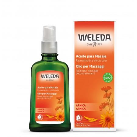 Olio per Massaggi Arnica 100 ml Weleda