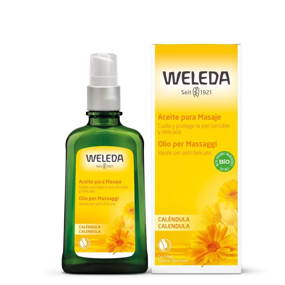 Olio per Massaggi Calendula 100 ml