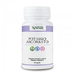Natur Potassio Ascorbato 60...