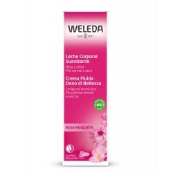 Crema Fluida Rosa Mosqueta 200 ml Weleda
