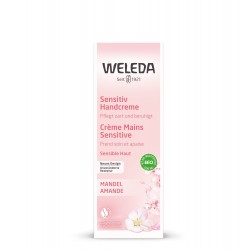 Crema Mani Sensitive Mandorla 50 ml Weleda