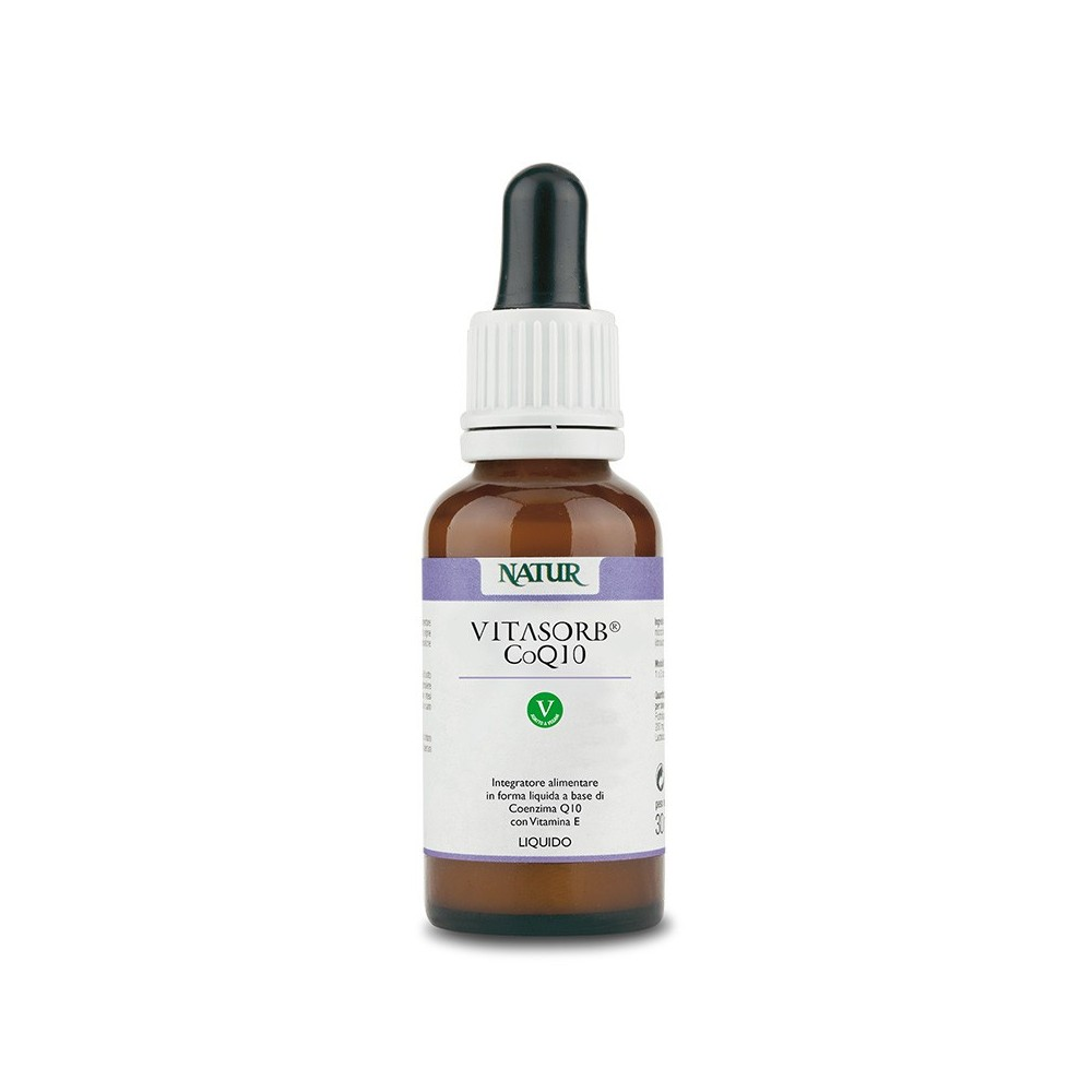 Natur Vitasorb Co Q 10 30 ml Integratore