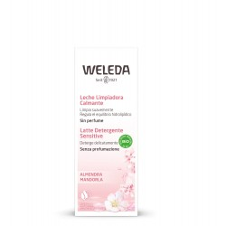 Latte Detergente Mandorla Sensitive 75 ml Weleda