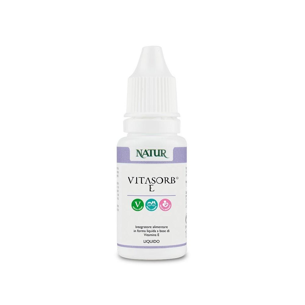 Natur Vitasorb E 15 ml Integratore