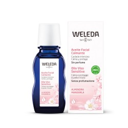 Olio Viso Mandorla Sensitive 50 ml Weleda
