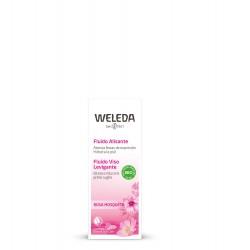Fluido Viso Levigante Rosa Mosqueta 30 ml Weleda