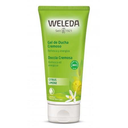 Doccia Cremosa Limone 200 ml Weleda