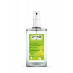 Deodorante Spray Limone 100 ml Weleda