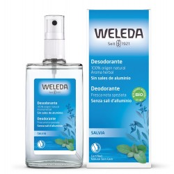 Deodorante Spray Salvia 100...