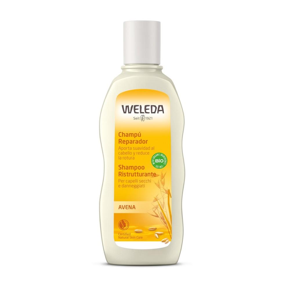 Shampoo Ristrutturante Avena 190 ml