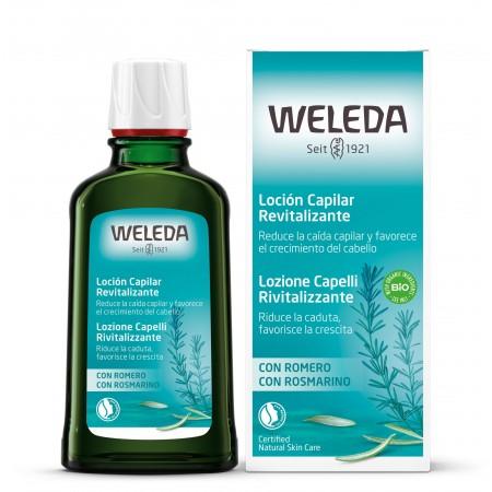 Lozione Capelli Rivitalizzante Rosmarino 100 ml Weleda