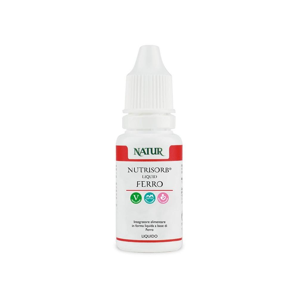 Natur Nutrisorb Liquid Ferro 15 ml