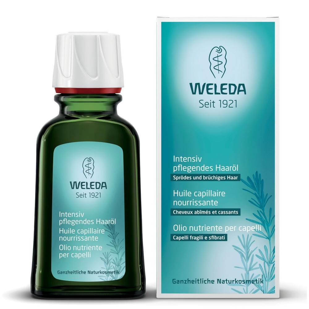 Olio Nutriente per Capelli 50 ml Weleda