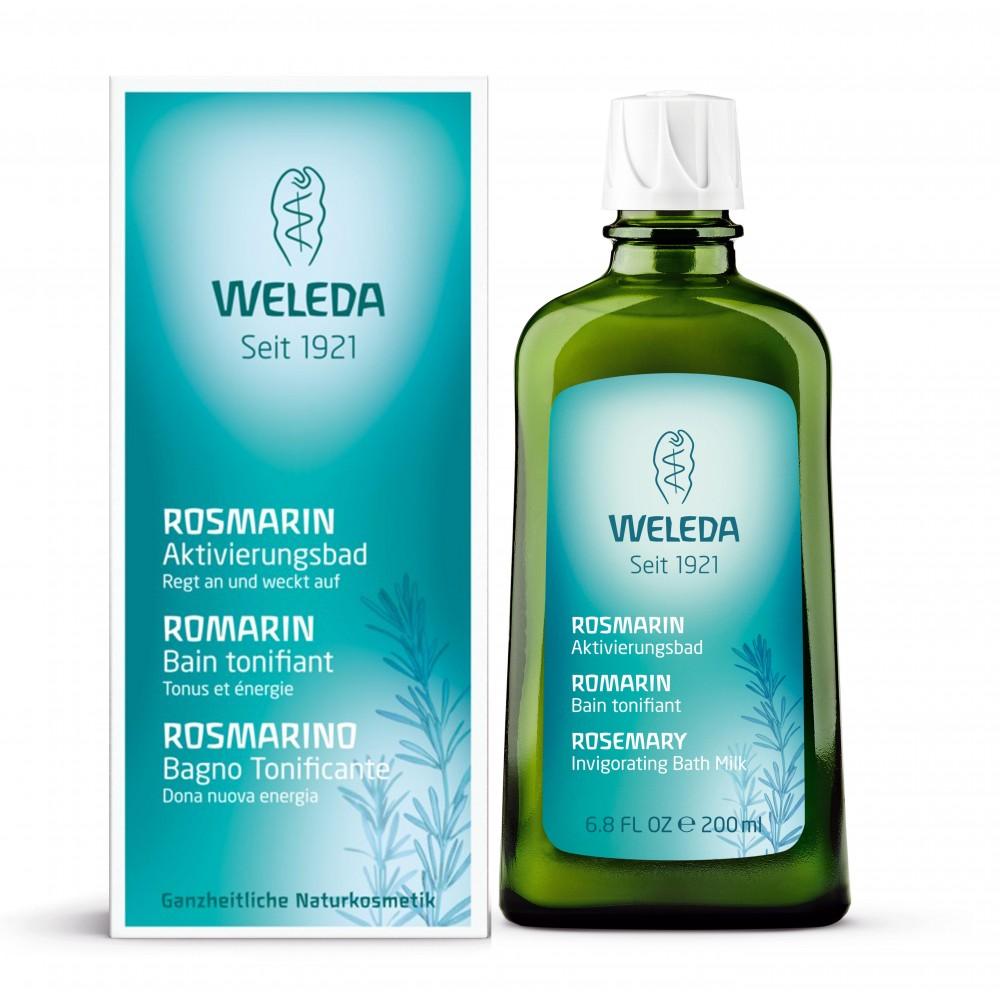 Bagno Tonificante Rosmarino 200 ml