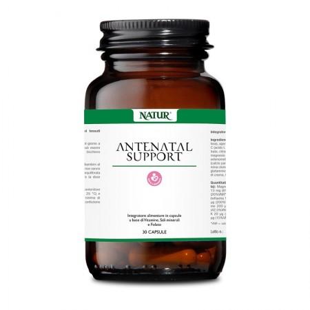 Natur Antenatal Support 30 capsule vegetali Integratore alimentare
