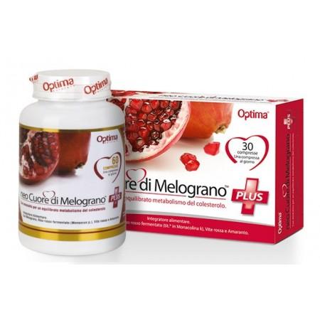 Neocuore Melograno Plus 60 compresse Optima Naturals