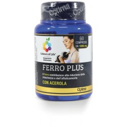 Ferro Plus 60 compresse Optima Naturals