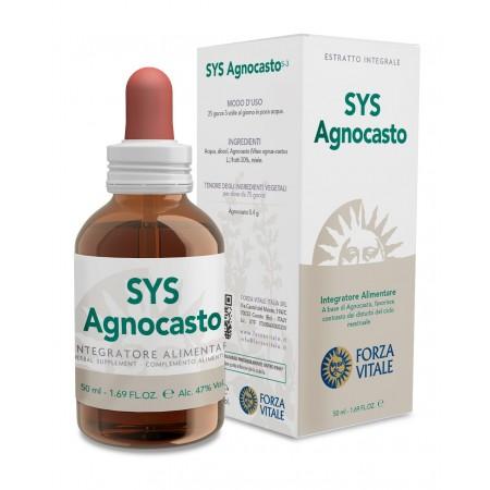 Forza Vitale Sys Agnocasto Tintura Madre 50 ml