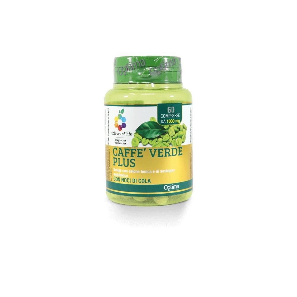 Caffè Verde Plus 60 compresse Optima