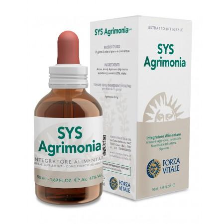 Forza Vitale Sys Agrimonia Tintura Madre 50 ml