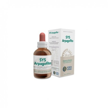 Forza Vitale SYS Artiglio del Diavolo Arpagofito 50 ml