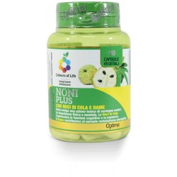 Noni Plus 60 compresse Optima Naturals
