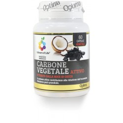 Carbone vegetale attivo 60...