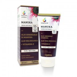 Crema Eudermica Manuka 100 ml Optima Naturals