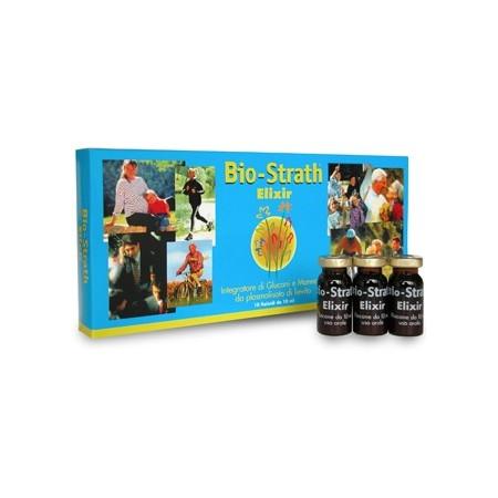 Lizofarm  Bio strath Elixir (10X) 10 ml Integratore alimentare