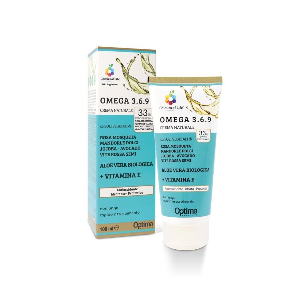 Crema Eudermica Omega 3.6.9 100 ml