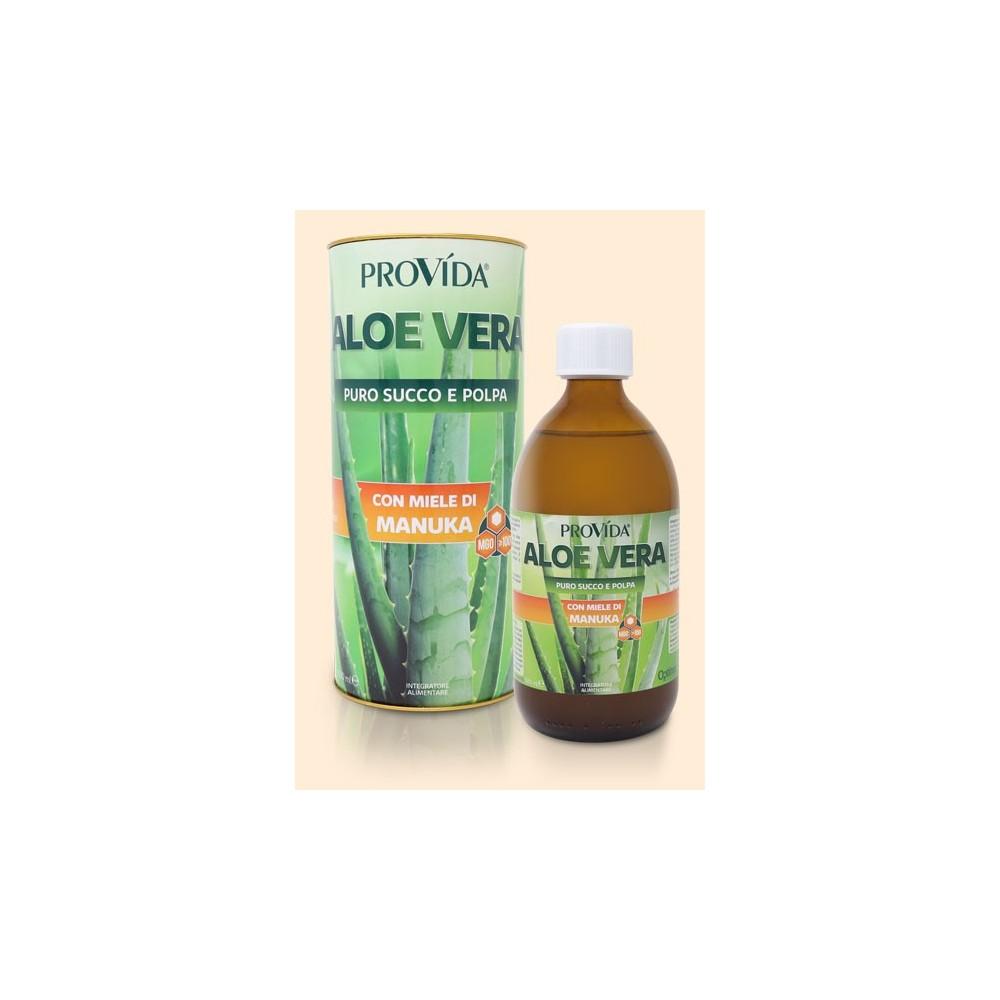 Provida Bio Aloe Vera Succo e Polpa con