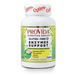 Provida Gluten Free support 40 capsule Optima Naturals