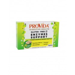 Provida Gluten Free support 20 capsule Optima Naturals