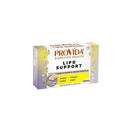 Provida Lipo Support 20 capsule Optima Naturals