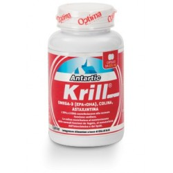 Antartic Krill Superb 60 capsule Optima Naturals