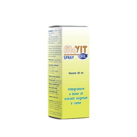 Lizofarm Fitovit Oral Spray 30 ml Integratore alimentare Spray