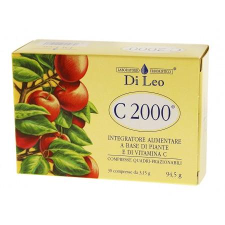Di Leo C 2000 30 cpr Integratore Alimentare